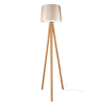 Modelight Deko Lambader Bambu Ayak / Pudra Şapka