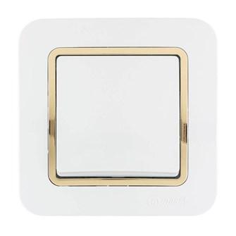 Makel Lillium Beyaz Gold Anahtar
