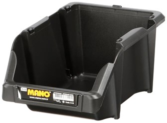 Mano S-10 Avadanlık Siyah