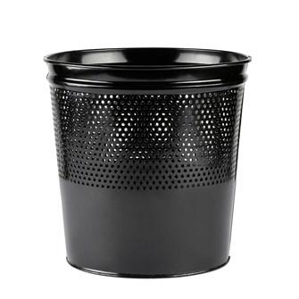 Büro Tipi Çöp Kovası Siyah