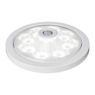 Modelight Ledli Sensörlü Şarjlı Tavan Armatürü - Beyaz iç yüzey