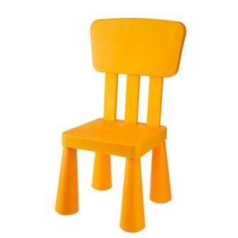 Modelüks Mini Çocuk Sandalyesi Turuncu