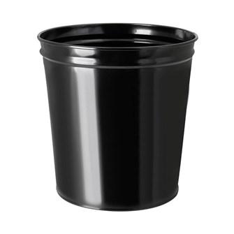 Modelüks Çok Amaçlı Metal Kova Siyah
