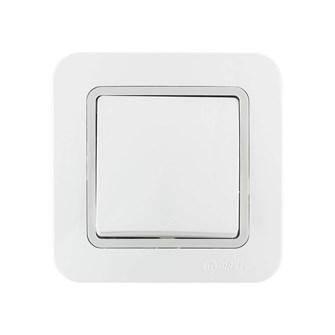 Makel Lillium Beyaz Gri Anahtar