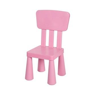 Modelüks Mini Çocuk Sandalyesi Pembe