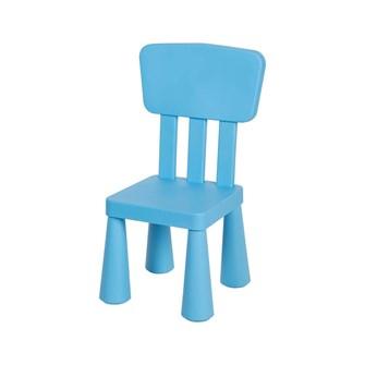 Modelüks Mini Çocuk Sandalyesi Mavi