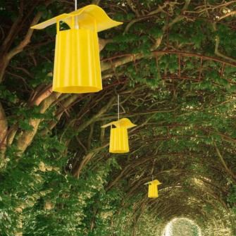 Modelight Dış Mekan Ağaç Feneri Sarı